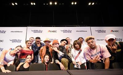 world of dance showcase