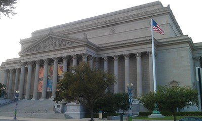 National Archives Building and America Eats Tavern