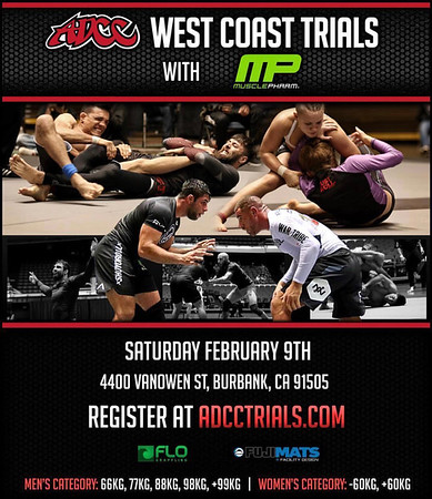 West Coast Trials 2.9.19