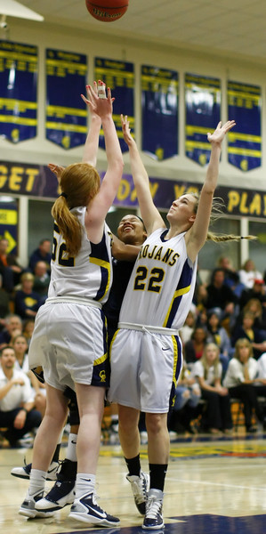 12-21-2010 Vista vs Oak Ridge Girls Varsity Basketball