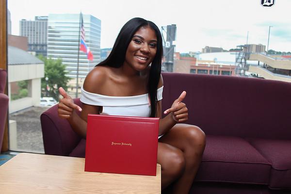 Marjani Saunders Graduation & Family Gathering