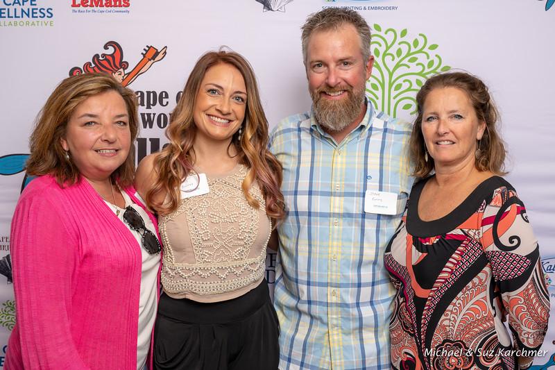 Brenda Breston, Alexis Karras, Steve and Cheri Karras