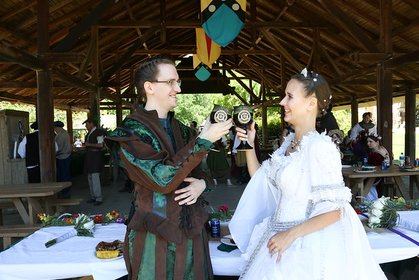 WEDDING: Nathan & Katie! - Scarborough Ren Fest - 4/23/16