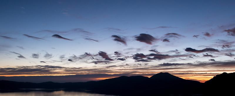 Crater Lake Edits