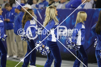 2008 Dance Blue Sq Ftball Arkansas