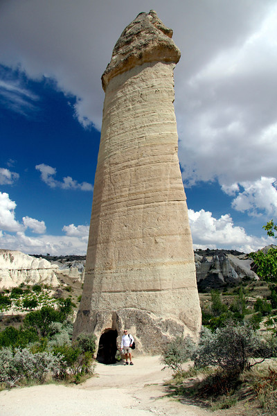 Love Valley - Cappadocia, Turkey
