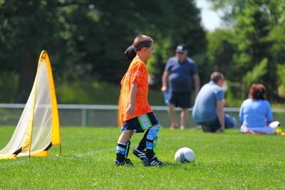 Brady's Soccer Game