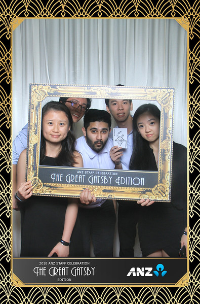 ANZ - The Great Gatsby