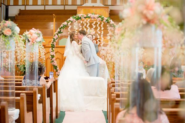 Sheryl and Dave - Wedding