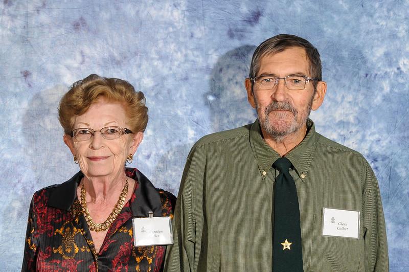 Carolyn and Glenn Collett