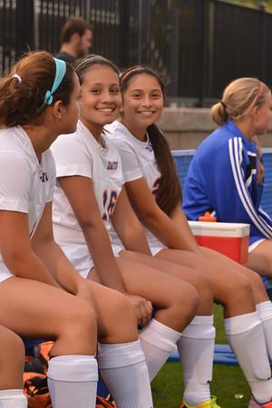 2013-09-16 Dayton Girls Varsity Soccer vs Linden #2 of 6