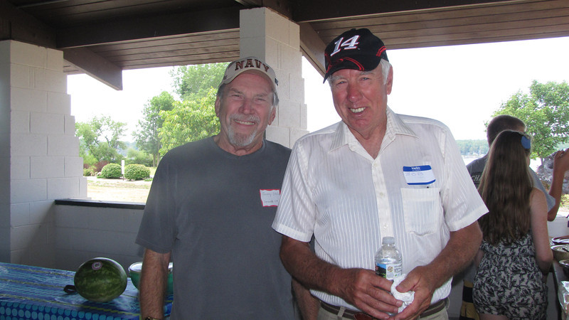Gerry Stolz & Bob Clark
