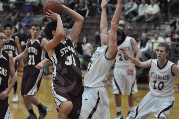 Boys: Ellsworth vs GSA: December 17, 2010