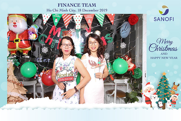Event - Sanofi Christmas Party