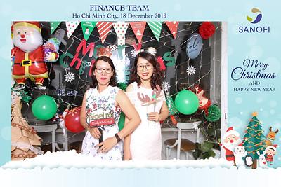Event - Sanofi Christmas Party