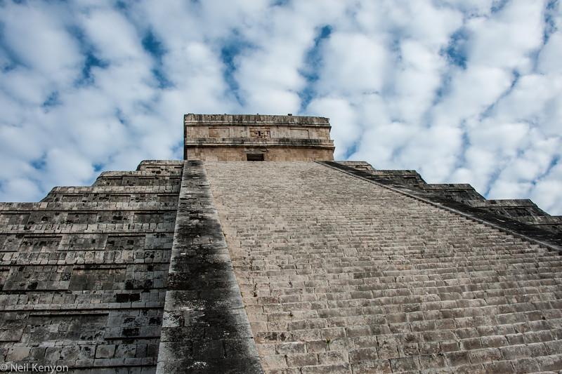 Chichen Mayan Ruins