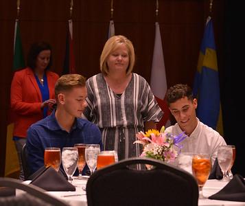 International Graduates Dinner