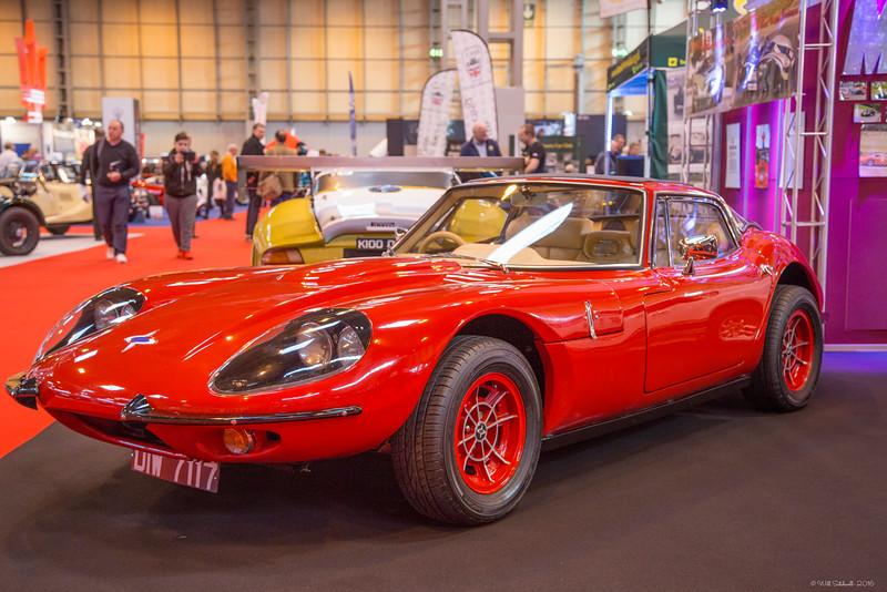 Classic Car Show 2016 - NEC - 11th November 2016
