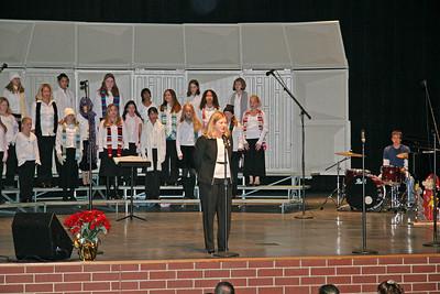 Canton Junior High Choirs