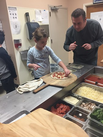 making pizza with Mr. Jerry dec 2017