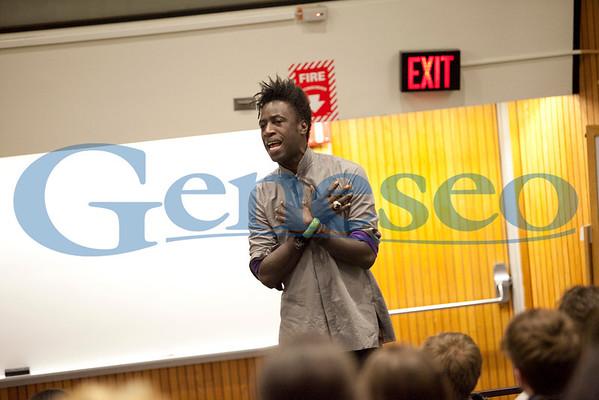 Saul Williams - Hip Hop Keynote Speaker