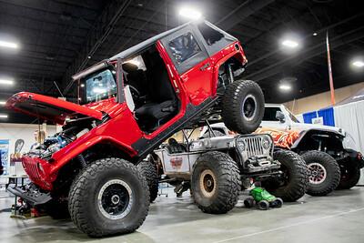 Salt Lake Off-Road Expo 2019 - SLOREX