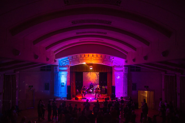Clubhouse Concert Series