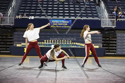 #204 Oakland University Dance Team