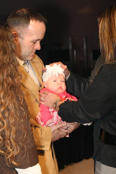 022612 Baby Dedication