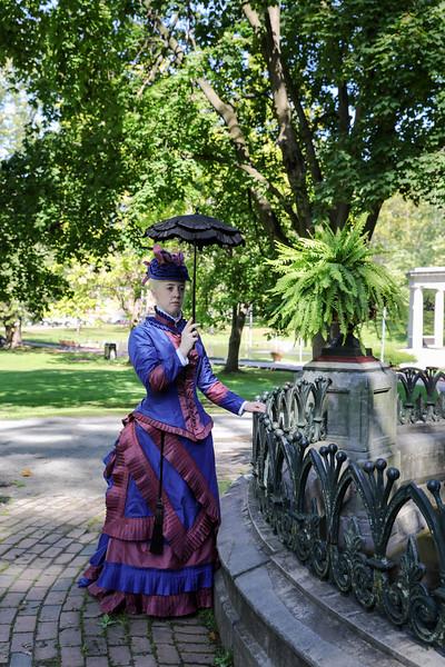 Saratoga Historical Dress Project