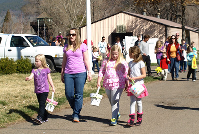 Kiwanis Easter Egg Hunt 2013