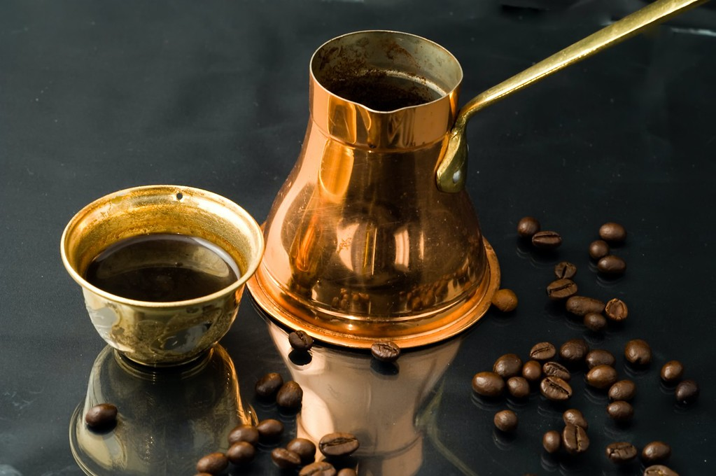 Turkish coffee - best coffee around the world