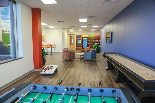Meridian Corporate Plaza Amenities