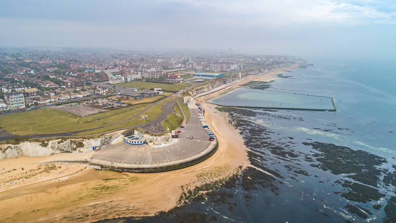 Margate, from Above