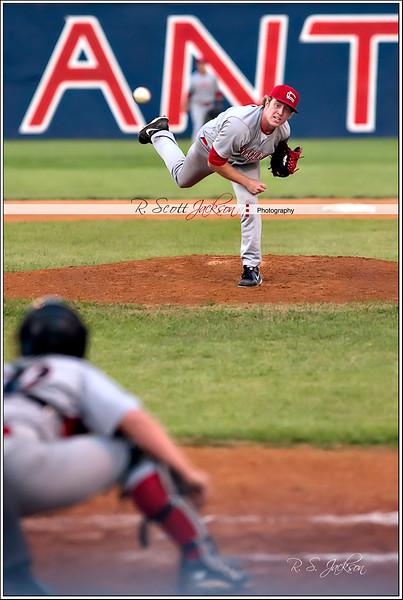 Langham Creek vs. Cy Springs Baseball