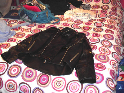 Lucy's Jacket