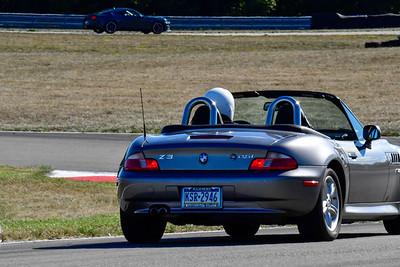 2020 SCCA TNiA Aug19 Pitt Nov Silver BMW Z3