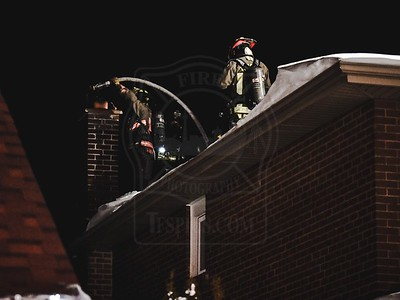 December 25, 2017 - Working Fire - 82 Connaught Ave.