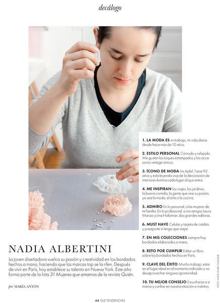 Nadia Albertini