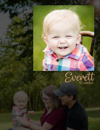 Everett 12 Months
