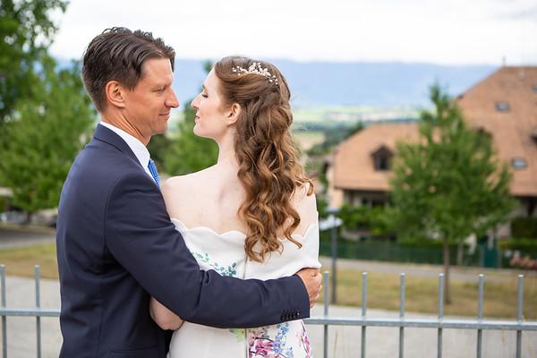 Mariage Vanessa et Erik