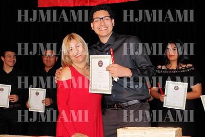 Spanish Honors Society