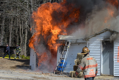 Hudson, NH Live Fire Training - 194 Central St - 3/20/21