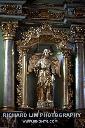 2009-10-27-San Miguel el Arcangel in Argao, Cebu