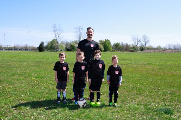 U8 Boys Team 8