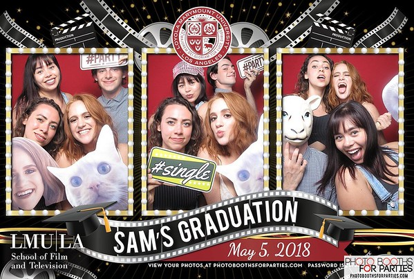 Samantha's Graduation