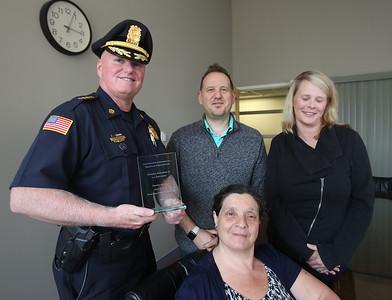 Tewksbury police award 070319