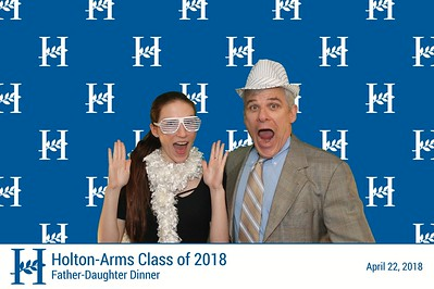 Holton-Arms Class of 2018 Father-Daughter Dinner