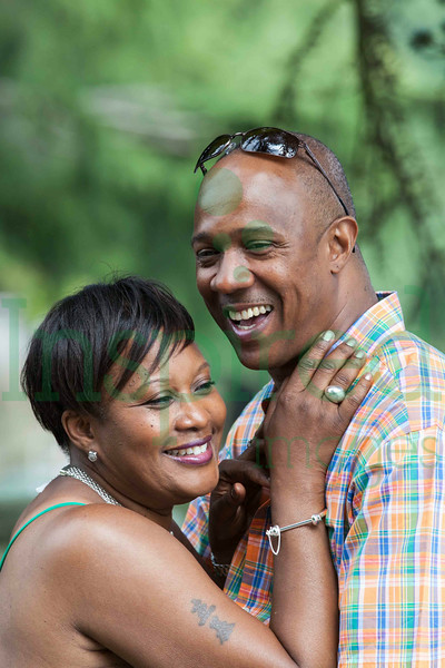 Jackie & Irvin - Engagement Shoot - York House Grounds, Twickenham
