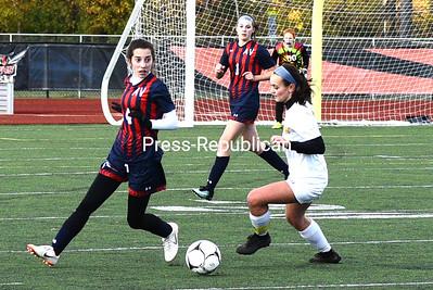Girls Soccer — AuSable Valley vs. Madrid-Waddington